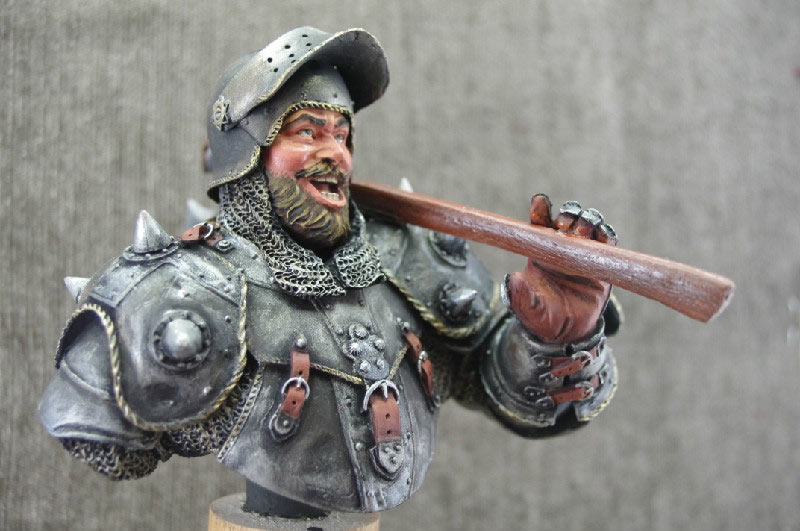 Figures: Merry fellow with an axe, photo #3