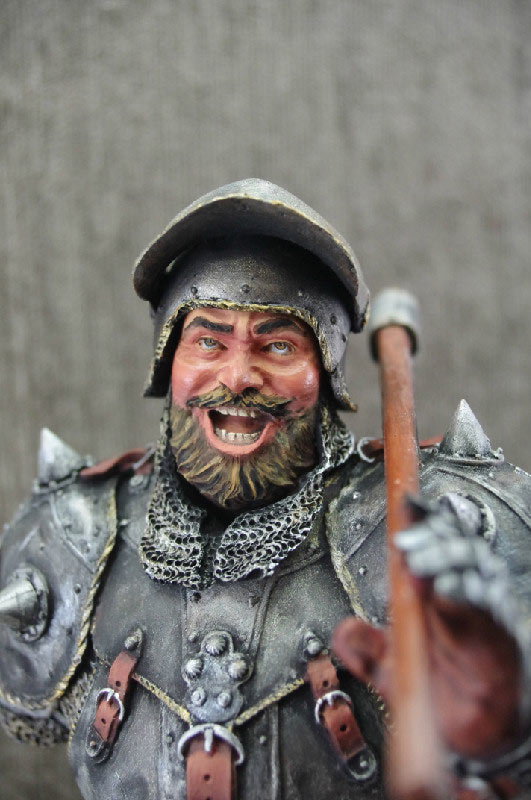 Figures: Merry fellow with an axe, photo #4