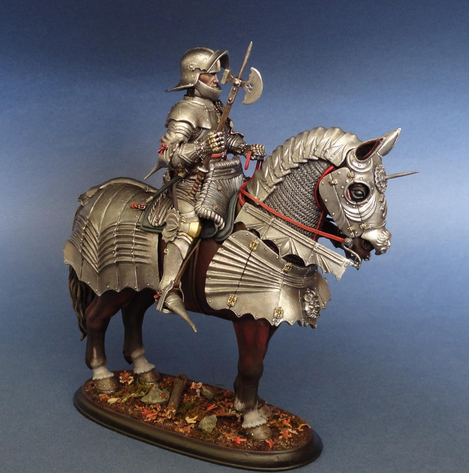 Figures: Gothic knight. Germany, 1480, photo #8