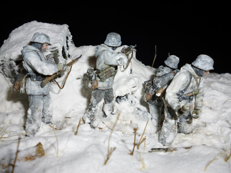 Dioramas and Vignettes: Winter 1943, photo #10