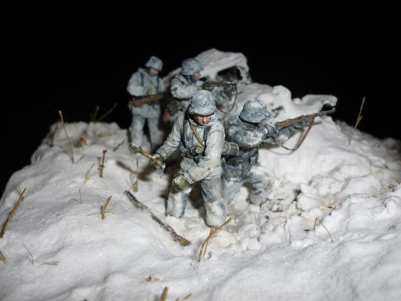 Dioramas and Vignettes: Winter 1943, photo #11