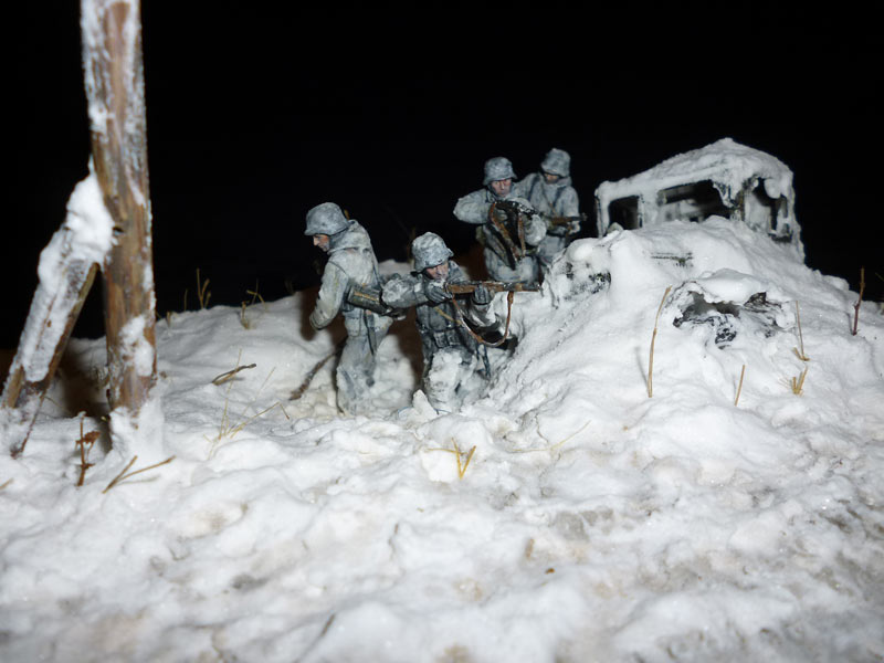 Dioramas and Vignettes: Winter 1943, photo #5