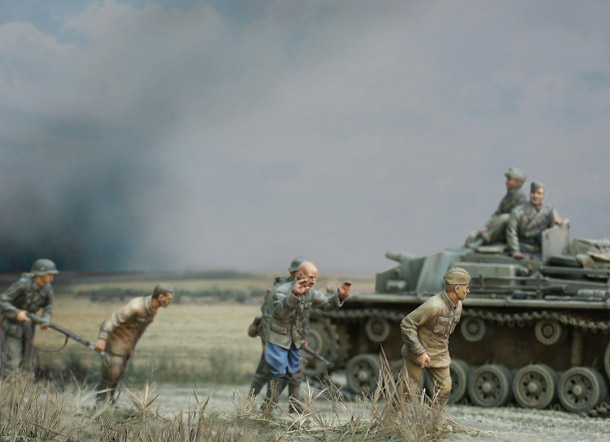 Dioramas and Vignettes: 1941