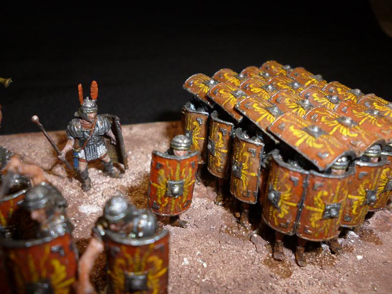 Figures: Roman Legionaries, photo #1