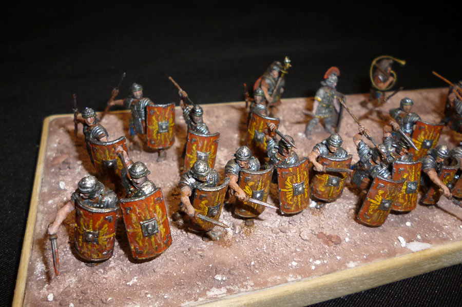 Figures: Roman Legionaries, photo #3