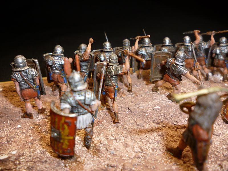 Figures: Roman Legionaries, photo #6