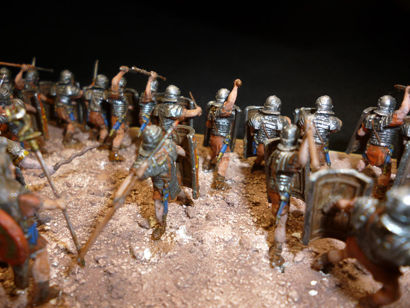 Figures: Roman Legionaries, photo #7