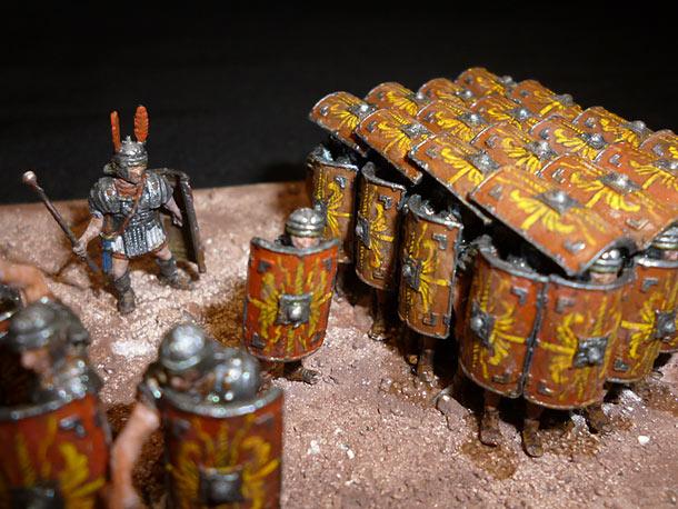 Figures: Roman Legionaries