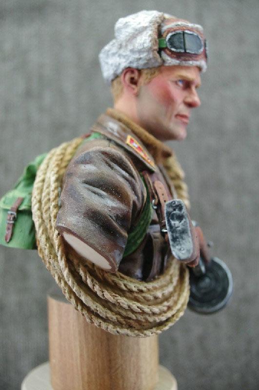 Figures: Soviet mountain trooper, photo #3