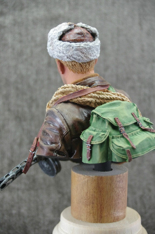 Figures: Soviet mountain trooper, photo #5