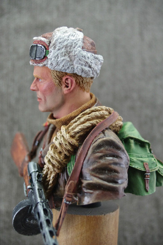 Figures: Soviet mountain trooper, photo #6