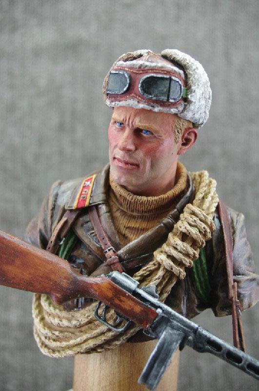 Figures: Soviet mountain trooper, photo #7