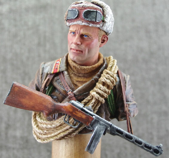 Figures: Soviet mountain trooper, photo #8