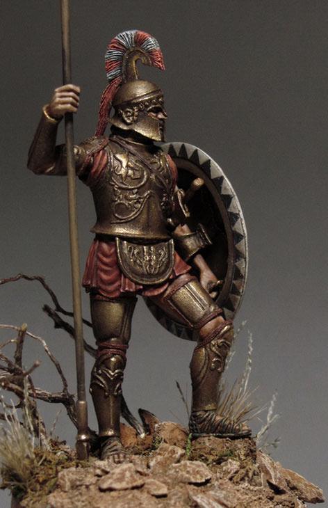 Figures: Greek Hoplite, photo #10