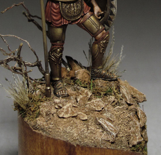 Figures: Greek Hoplite, photo #11