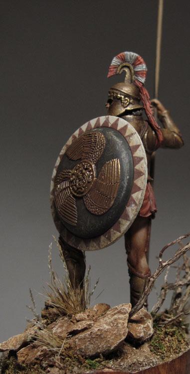 Figures: Greek Hoplite, photo #3