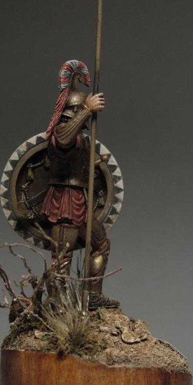 Figures: Greek Hoplite, photo #4