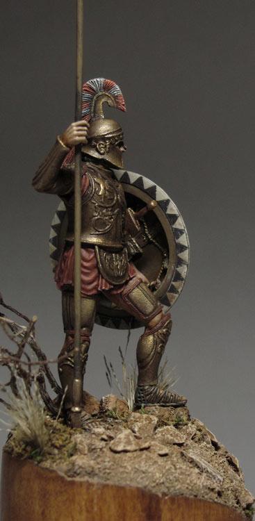 Figures: Greek Hoplite, photo #5