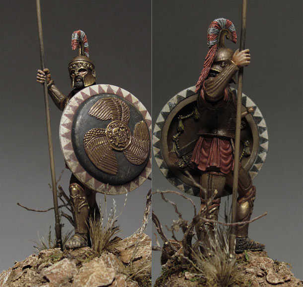 Figures: Greek Hoplite