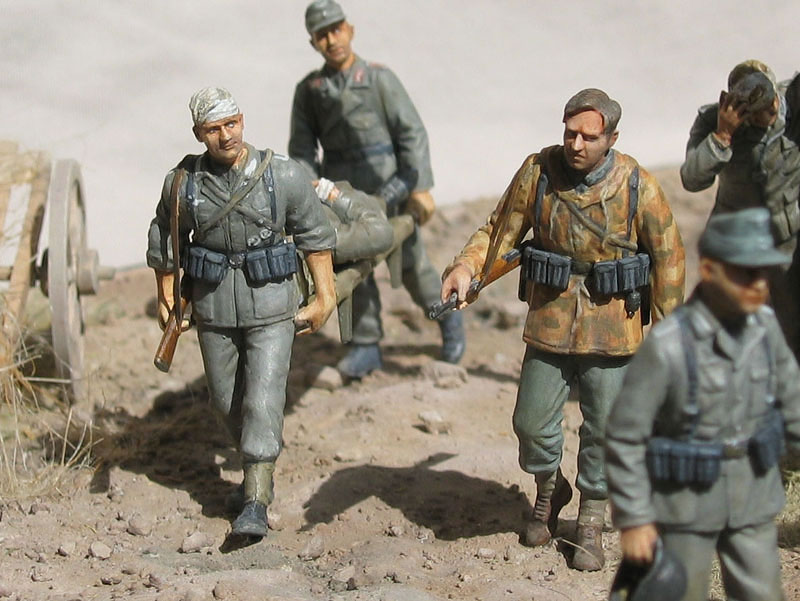 Dioramas and Vignettes: Kurt, Can I Get a Cross for it?, photo #5