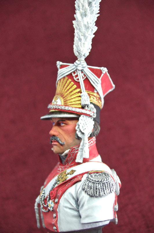 Figures: Polish lancer and Imperial Guard grenadier., photo #4