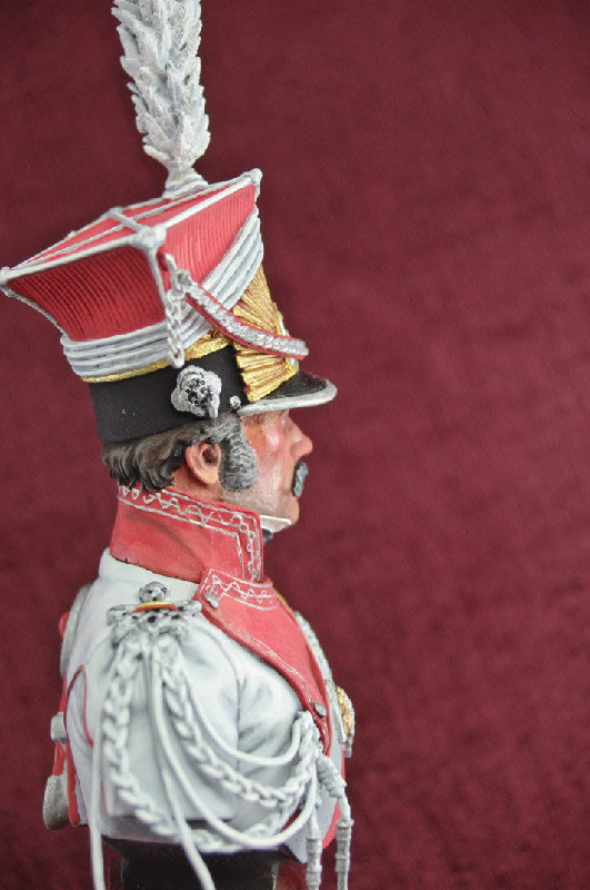 Figures: Polish lancer and Imperial Guard grenadier., photo #7
