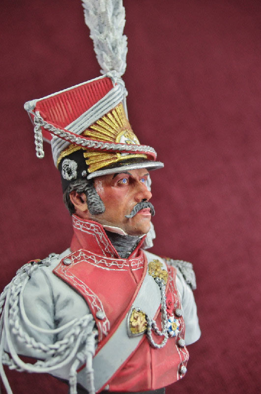 Figures: Polish lancer and Imperial Guard grenadier., photo #8
