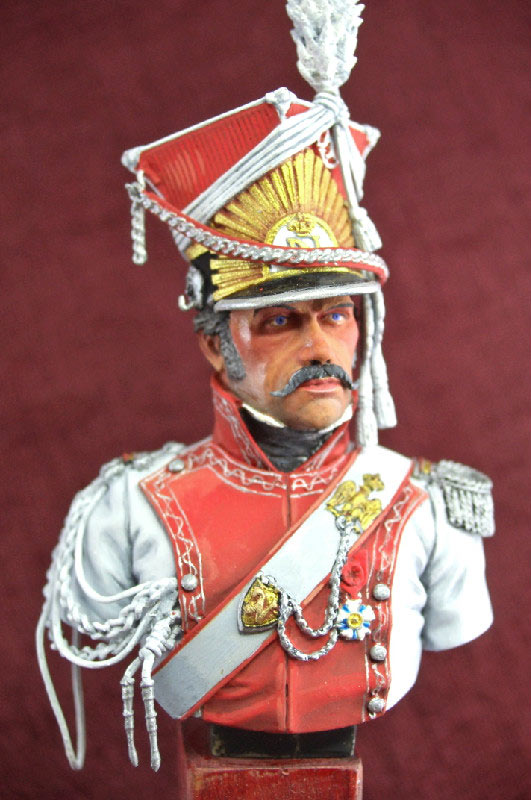 Figures: Polish lancer and Imperial Guard grenadier., photo #9