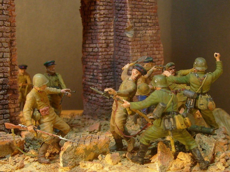 Dioramas and Vignettes: Immortal Feat, photo #2