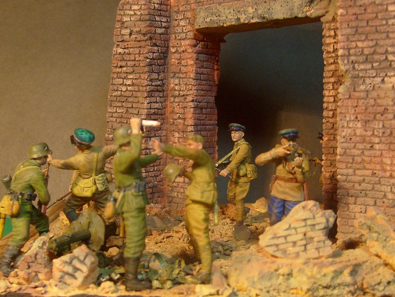 Dioramas and Vignettes: Immortal Feat, photo #3