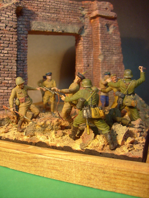Dioramas and Vignettes: Immortal Feat, photo #4