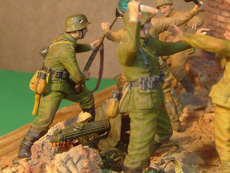 Dioramas and Vignettes: Immortal Feat, photo #5
