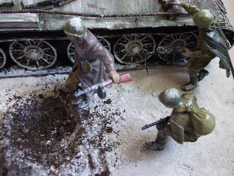Training Grounds: Stalingrad Battle. November 1942, photo #11