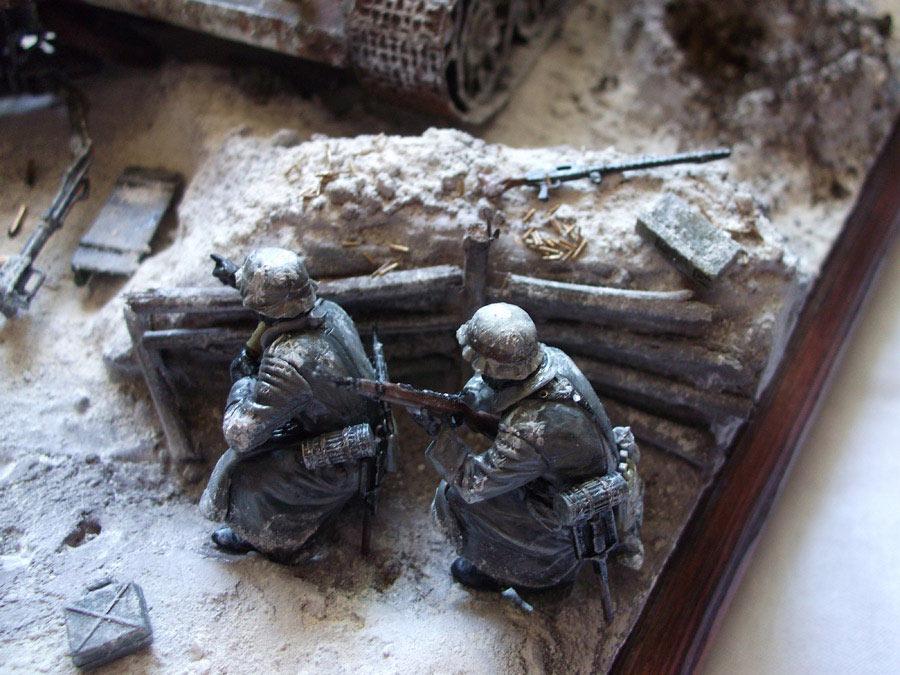 Training Grounds: Stalingrad Battle. November 1942, photo #6