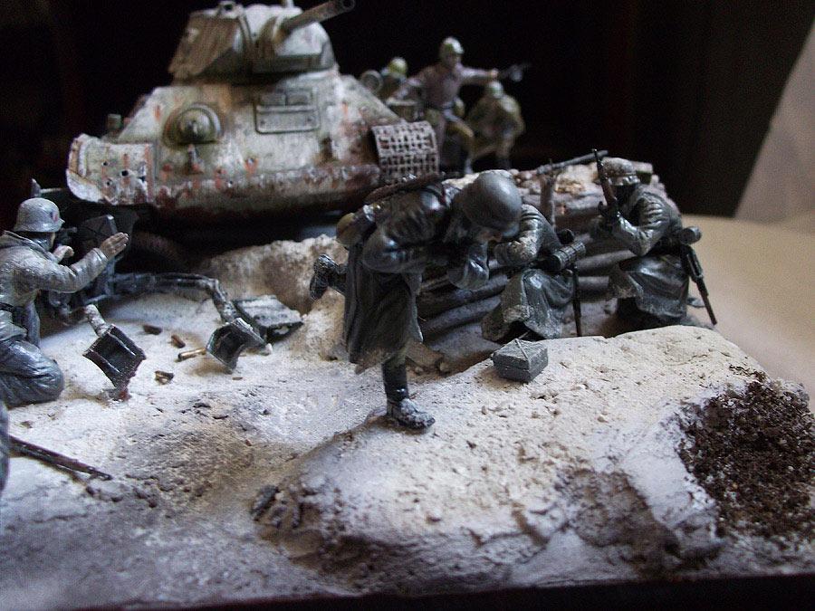 Training Grounds: Stalingrad Battle. November 1942, photo #8