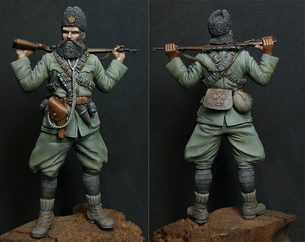 Figures: Chetnik