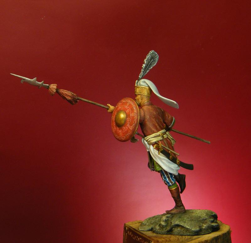 Figures: Janissary of Ottoman Empire, photo #7