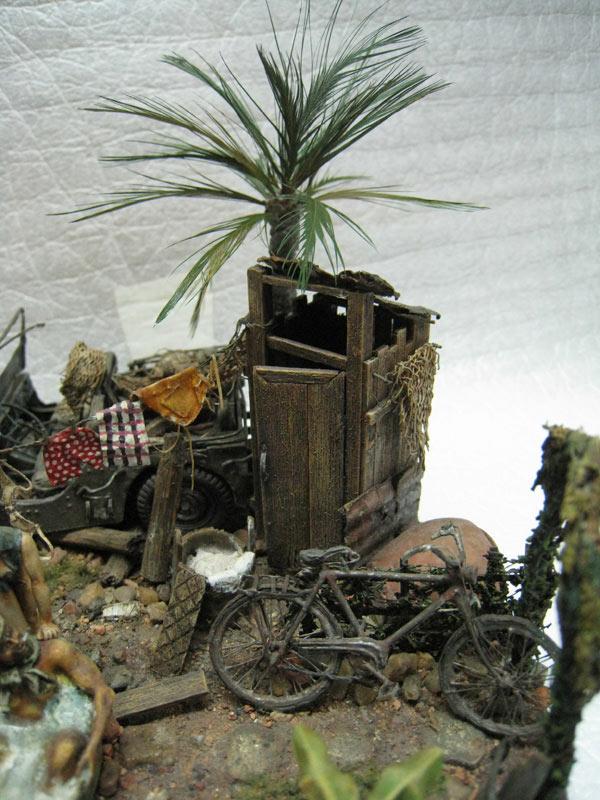Dioramas and Vignettes: Saturday Bath, Vietnam, photo #9