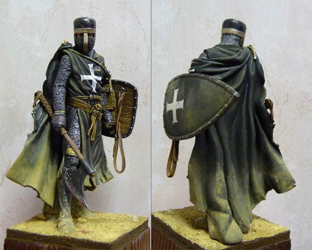 Figures: Hospitaller knight