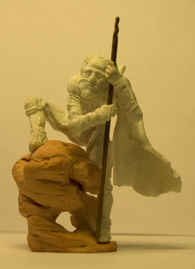 Sculpture: Freeman, photo #1