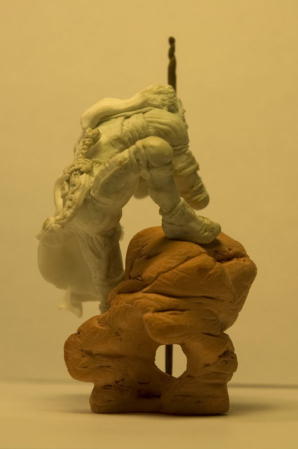 Sculpture: Freeman, photo #3