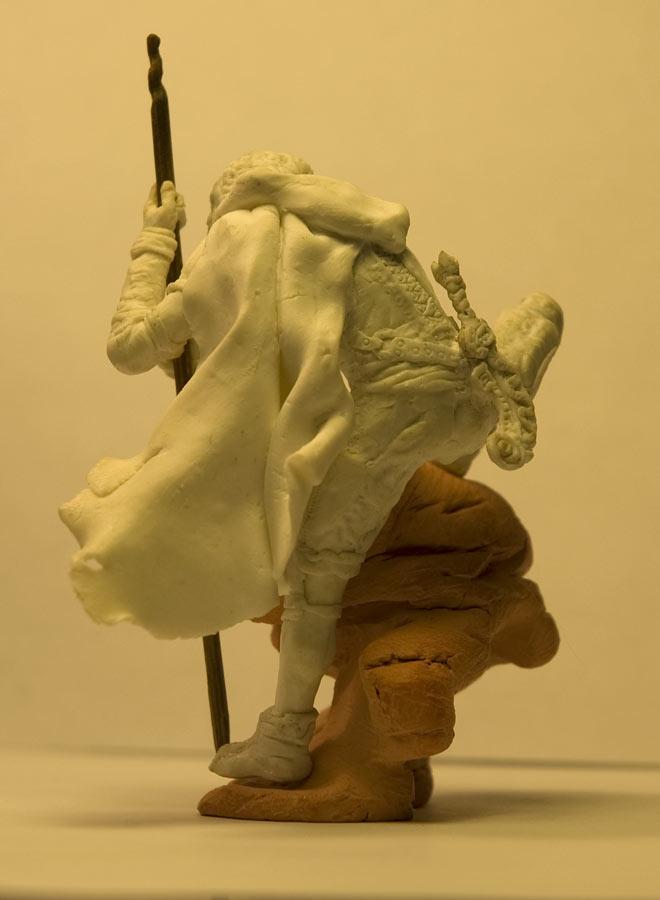 Sculpture: Freeman, photo #5