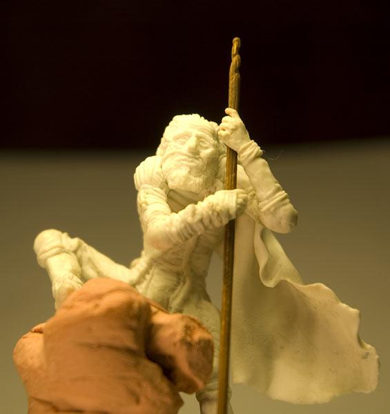 Sculpture: Freeman, photo #6