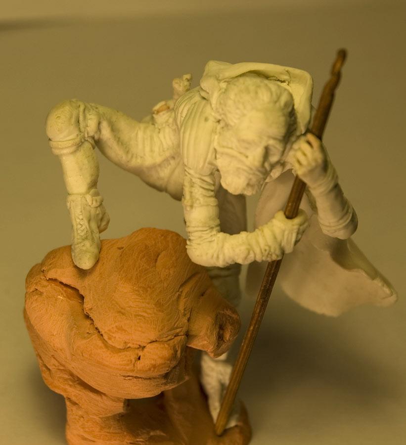 Sculpture: Freeman, photo #7