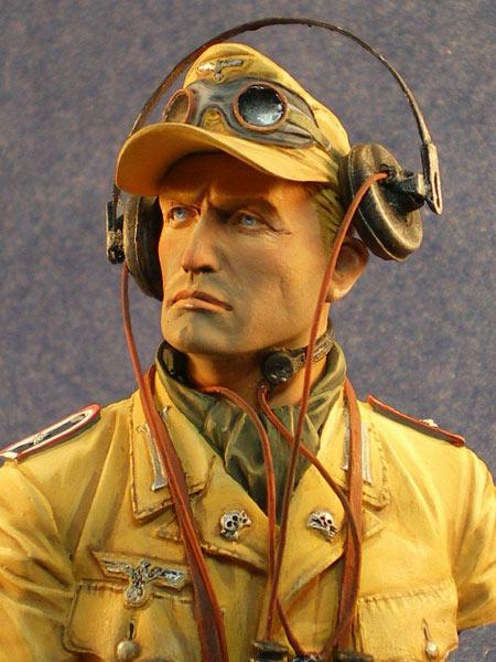 Figures: DAK panzer officer, photo #6