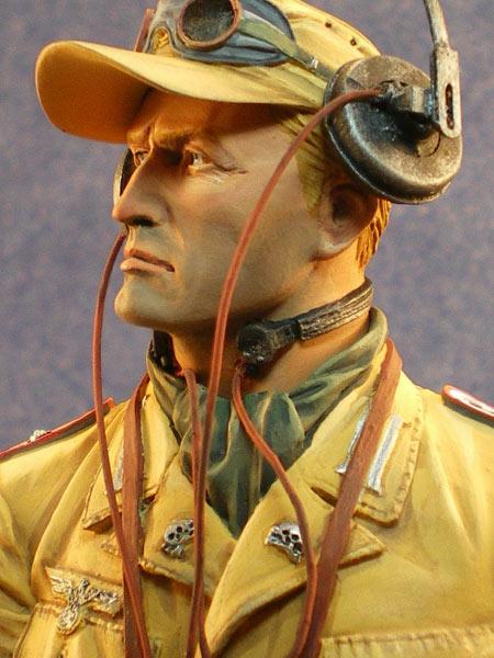 Figures: DAK panzer officer, photo #7
