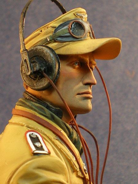 Figures: DAK panzer officer, photo #8