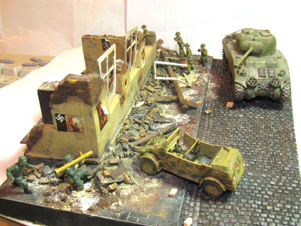 Dioramas and Vignettes: France, 1944, photo #1