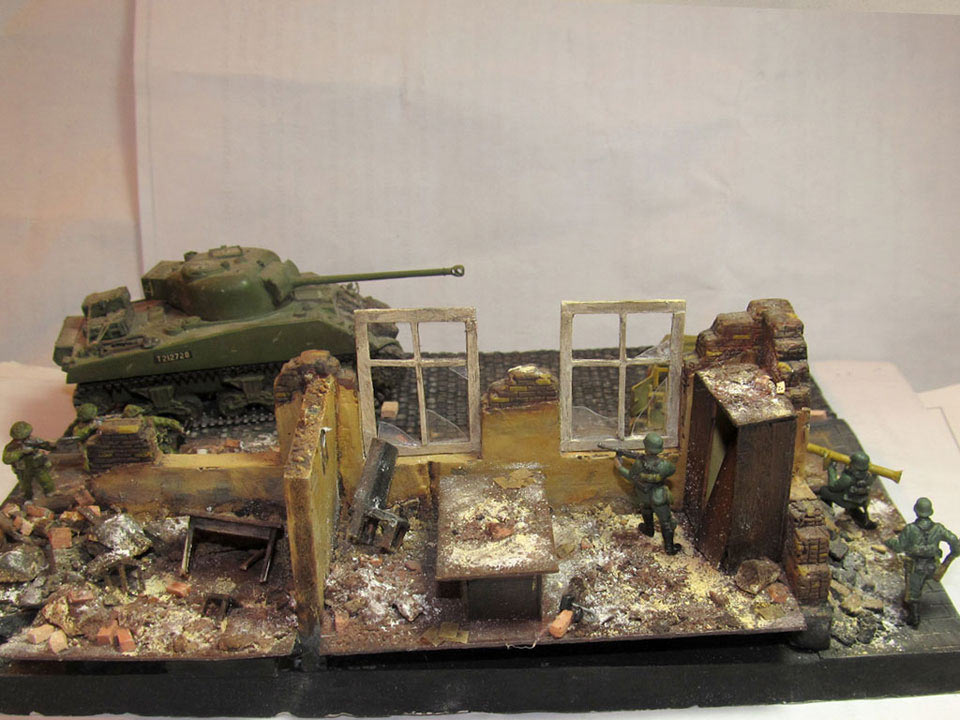Dioramas and Vignettes: France, 1944, photo #2
