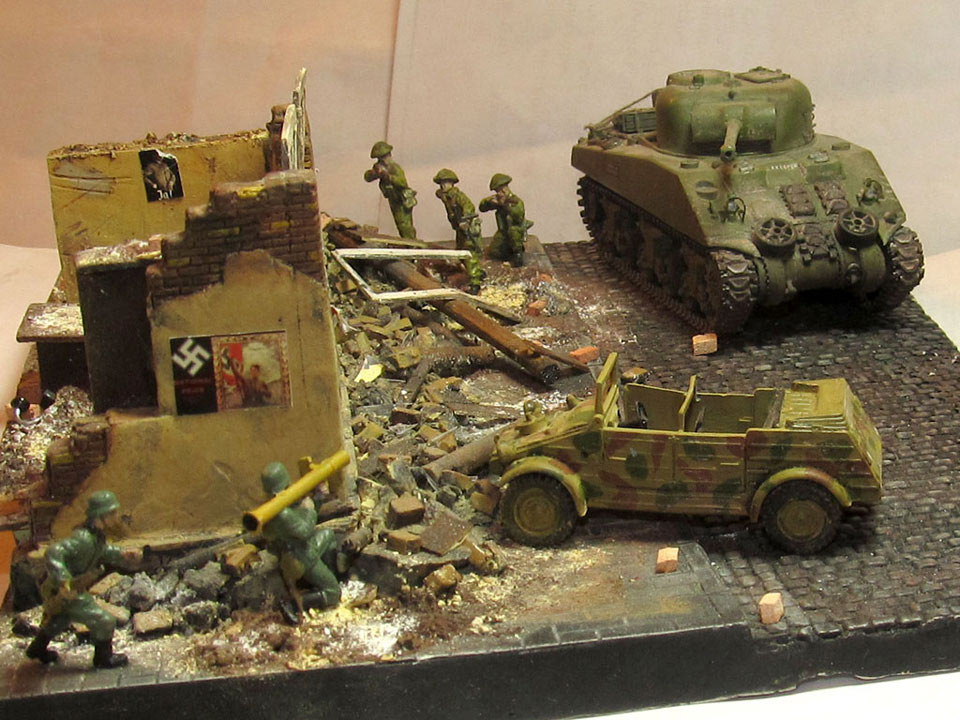 Dioramas and Vignettes: France, 1944, photo #3